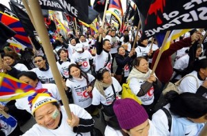 Tibet Protests