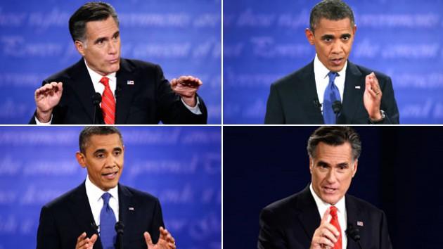 Politician body language