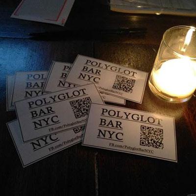 Polyglot Bar NYC