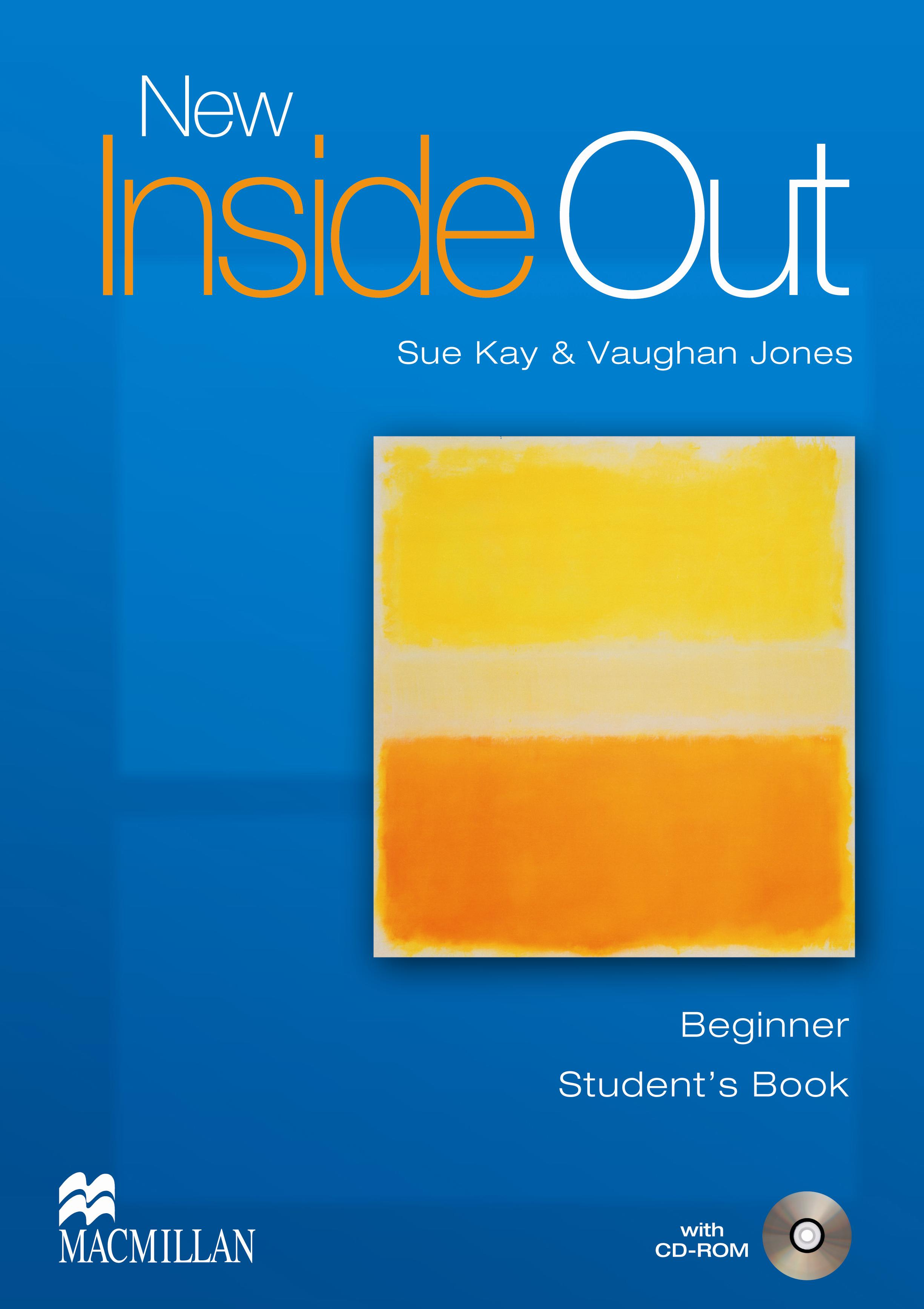 New Inside Out Beginner Student's Book