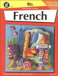 French: Elementary 100 Reproducible Activities