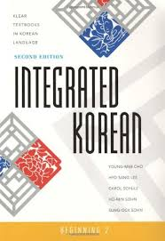 Integrated Korean Beginner 1 and 2