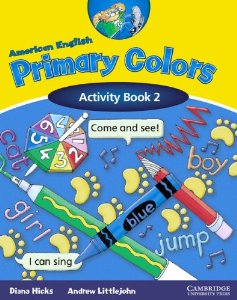 American English Primary Colors 2