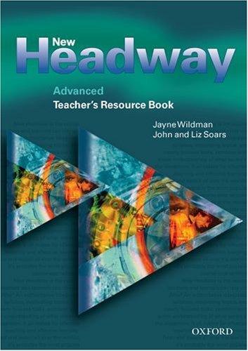 New Headway Advanced: Liz & John Soars: English Course Book