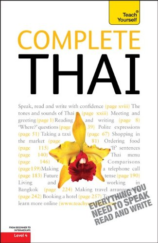 Complete Thai:  A Teach Yourself Guide