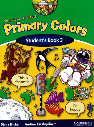 american english primary colors 3 - Primary Colors Book