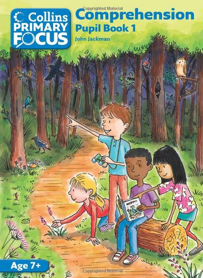 Focus on Comprehension Comprehension Book 1