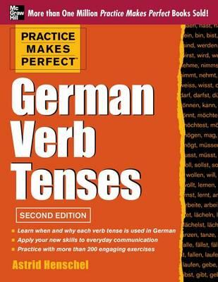 Practice Makes Perfect: German Verb Tenses