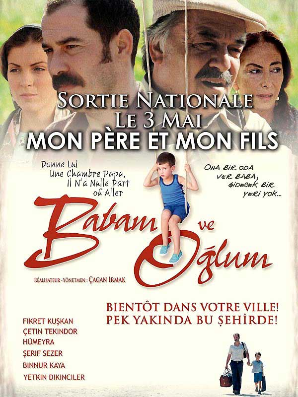 Language Trainers Foreign Film Reviews From Cagan Irmak My Father And My Son