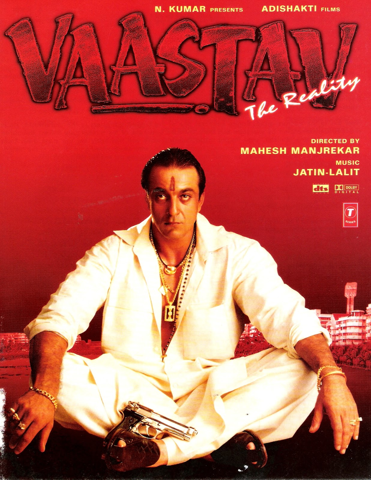 Vaastav (1999) Full Hindi Movie | Sanjay Dutt, Namrata
